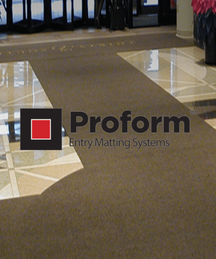 Proform Entry Matting System